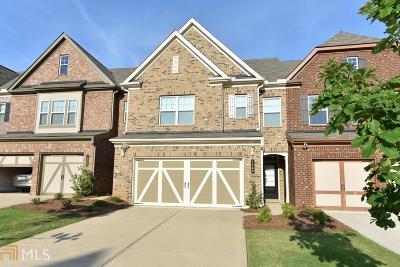 Alpharetta Condo/Townhouse New: 1340 Hampton Oaks Dr