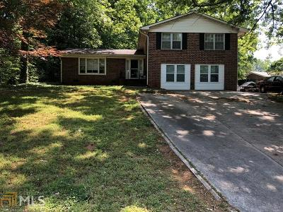 Chamblee Single Family Home Under Contract: 4005 Forrestal Dr