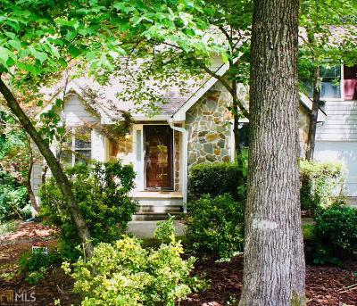 Marietta Single Family Home New: 3138 Chase