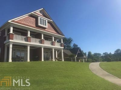 Milledgeville, Sparta, Eatonton Single Family Home For Sale: 3750 Sinclair Dam Rd