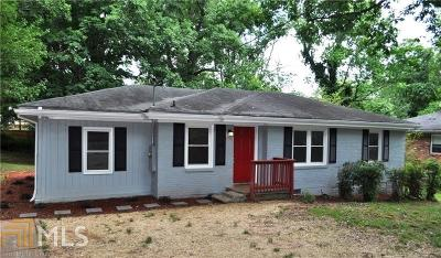 Decatur Single Family Home New: 3102 Robin Rd