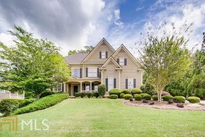 Acworth Single Family Home New: 136 Westbrook Dr
