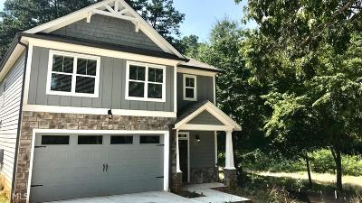 Tucker Single Family Home New: 1530 Idlewood Rd #2