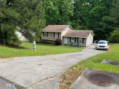 Snellville Single Family Home New: 998 Wayne Dr