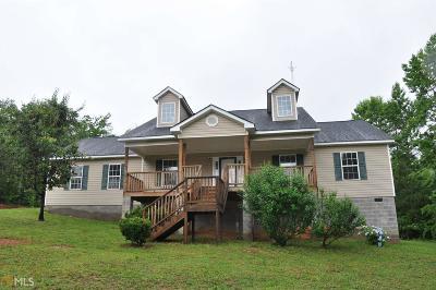 Barnesville Single Family Home Under Contract: 445 Walton Rd