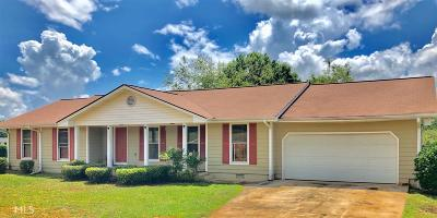 Oxford GA Single Family Home New: $137,500