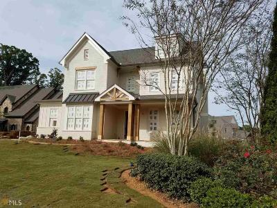 Marietta Single Family Home For Sale: 3615 Stone Dr