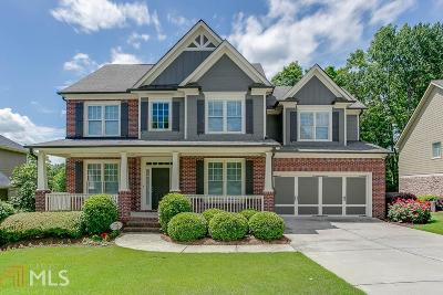Flowery Branch  Single Family Home New: 7227 Lake Sterling Blvd