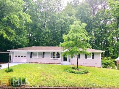 Ellenwood Single Family Home New: 2430 Yolanda Trl