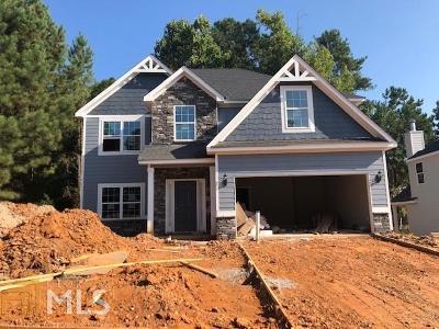 Newnan Single Family Home New: 58 Ashton Pl #239