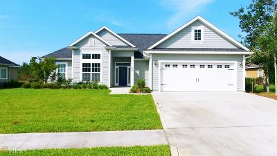 Kingsland GA Single Family Home New: $249,000