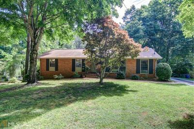 Conyers GA Single Family Home New: $180,000