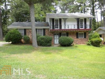 Decatur Single Family Home New: 2600 Williamsburg Drive #28