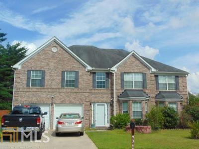 Jonesboro Single Family Home New: 9340 Flowering Trl