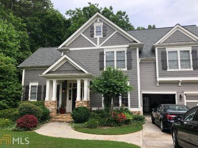 Kennesaw Single Family Home New: 840 Registry Ter