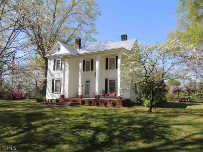 Carroll County Single Family Home New: 117 Peachtree St