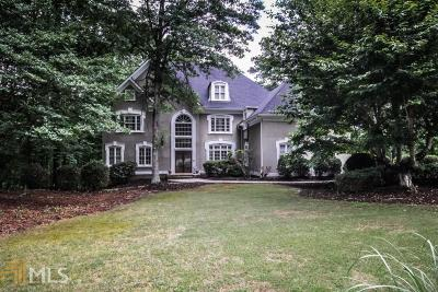 Alpharetta Single Family Home For Sale: 13470 Providence Lake Dr