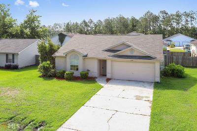 Kingsland GA Single Family Home New: $145,000