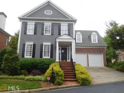 Smyrna Single Family Home For Sale: 3532 Paces Ferry Cir