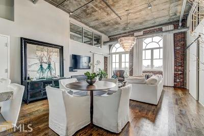Buckhead Village Lofts Condo/Townhouse Under Contract: 3235 Roswell Rd #920