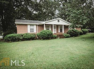 Barnesville Single Family Home For Sale: 104 Redbud