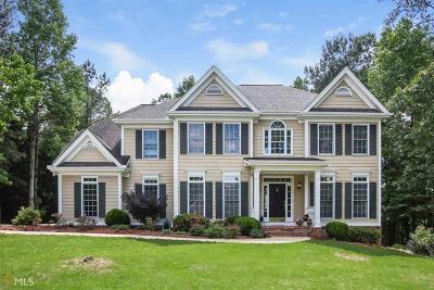 Single Family Home New: 1402 Creston Hill