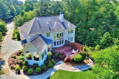 Milton Single Family Home For Sale: 790 Quarterpath Ln