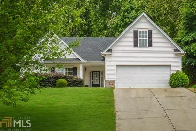 Flowery Branch  Single Family Home New: 6724 Carriage Walk Ln