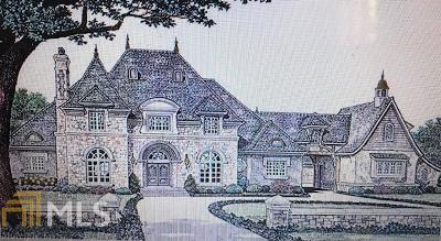 Alpharetta Single Family Home For Sale: 3247 Watsons Bnd #67