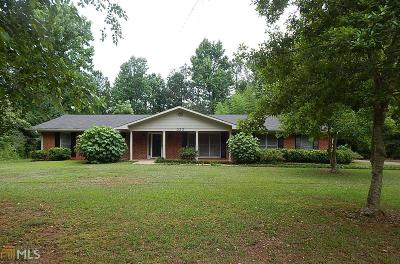 Troup County Single Family Home For Sale: 232 E Yorktown