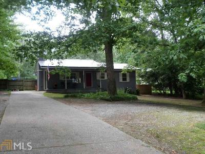Demorest Single Family Home For Sale: 2371 Double Bridge #5A