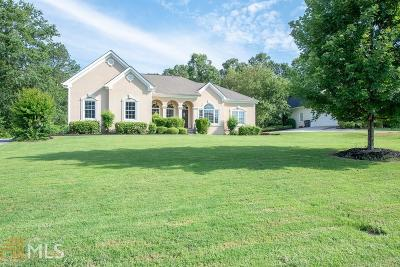 Loganville Single Family Home New: 2045 Pate Ridge Dr