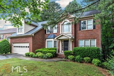Alpharetta GA Single Family Home New: $415,000