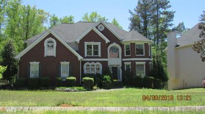 Suwanee Single Family Home New: 920 Lakefaire Lndg