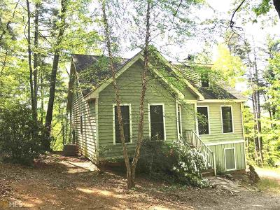 Lumpkin County Single Family Home Under Contract: 44 Kelli Ln
