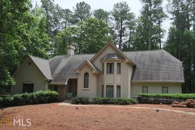 Stone Mountain Single Family Home New: 1347 Silver Hill Rd