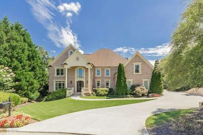 Alpharetta GA Single Family Home New: $1,199,000