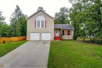 Snellville Single Family Home New: 2840 Herron Circle