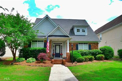 Suwanee Single Family Home New: 866 Scales Rd