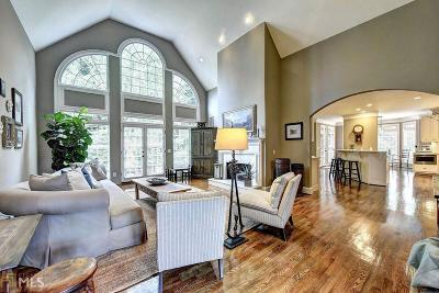 Johns Creek Single Family Home New: 1270 Vintage Club Dr