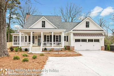 Madison Single Family Home New: 2920 Fears Rd #Tract II