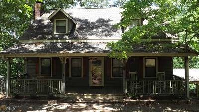 Demorest Single Family Home For Sale: 363 Canyon Point Dr