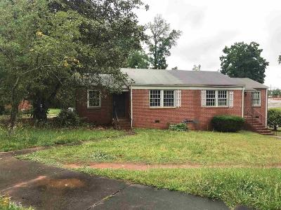 Fulton County Single Family Home For Sale: 1788 Cahoon St
