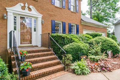 Lawrenceville Single Family Home New: 1990 Bethwick Ct