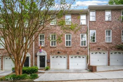 Atlanta Condo/Townhouse New: 535 NE Seal Place
