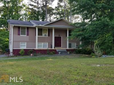 Conyers GA Single Family Home New: $149,900