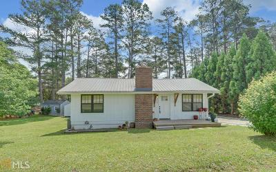 Hartwell Single Family Home Under Contract: 228 Methodist Park Ln