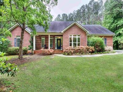 Single Family Home New: 502 McBride Rd