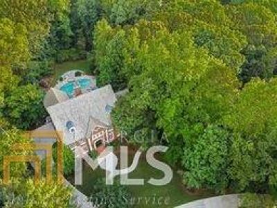 Atlanta Single Family Home New: 1260 Mount Paran Rd