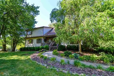 Hiawassee Single Family Home For Sale: 2363 Hidden Valley Rd